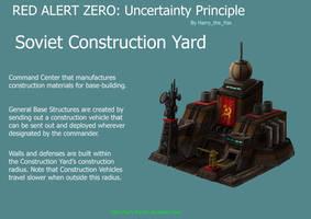 RAZ Soviet Construction Yard by Harry-the-Fox