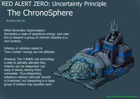 Red Alert Zero- ChronoSphere by Harry-the-Fox
