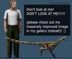 Raptor Size