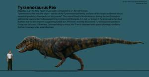Tyrannosaurus Scale
