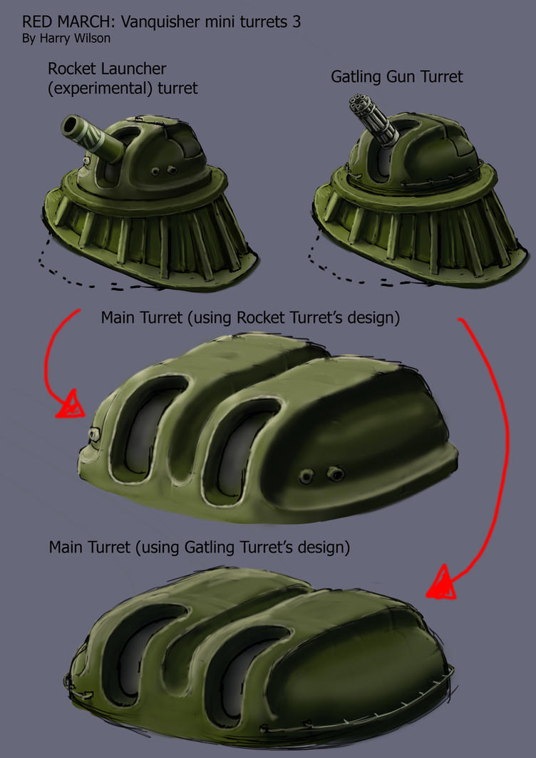 RM- Vanquisher Mini Turrets 3 by Harry-the-Fox