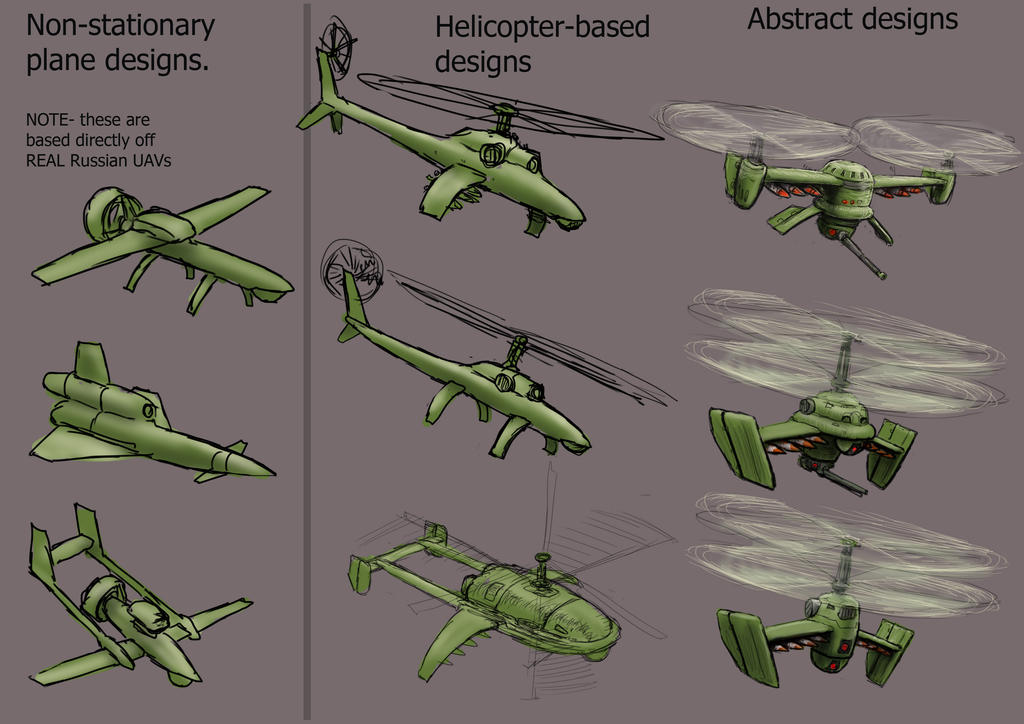 Well this is embarrasing (AKA RM- Pact Drones) by Harry-the-Fox