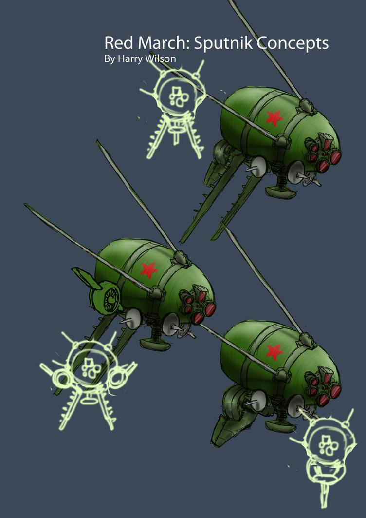 RM Sputnik 2 by Harry-the-Fox