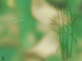Ikebana - Bamboo by xeophin-net