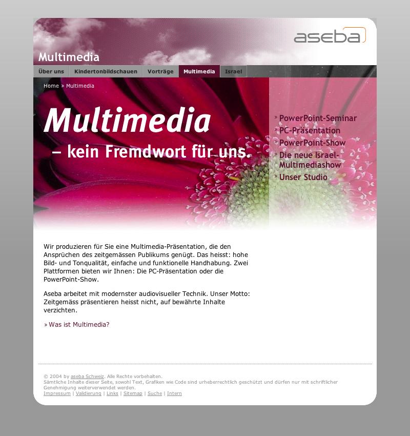aseba.ch by xeophin-net