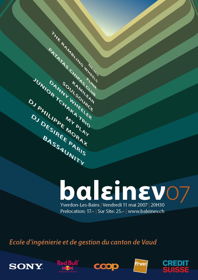 Baleinev: Stacks by xeophin-net