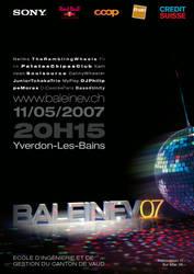 Baleinev: Disco