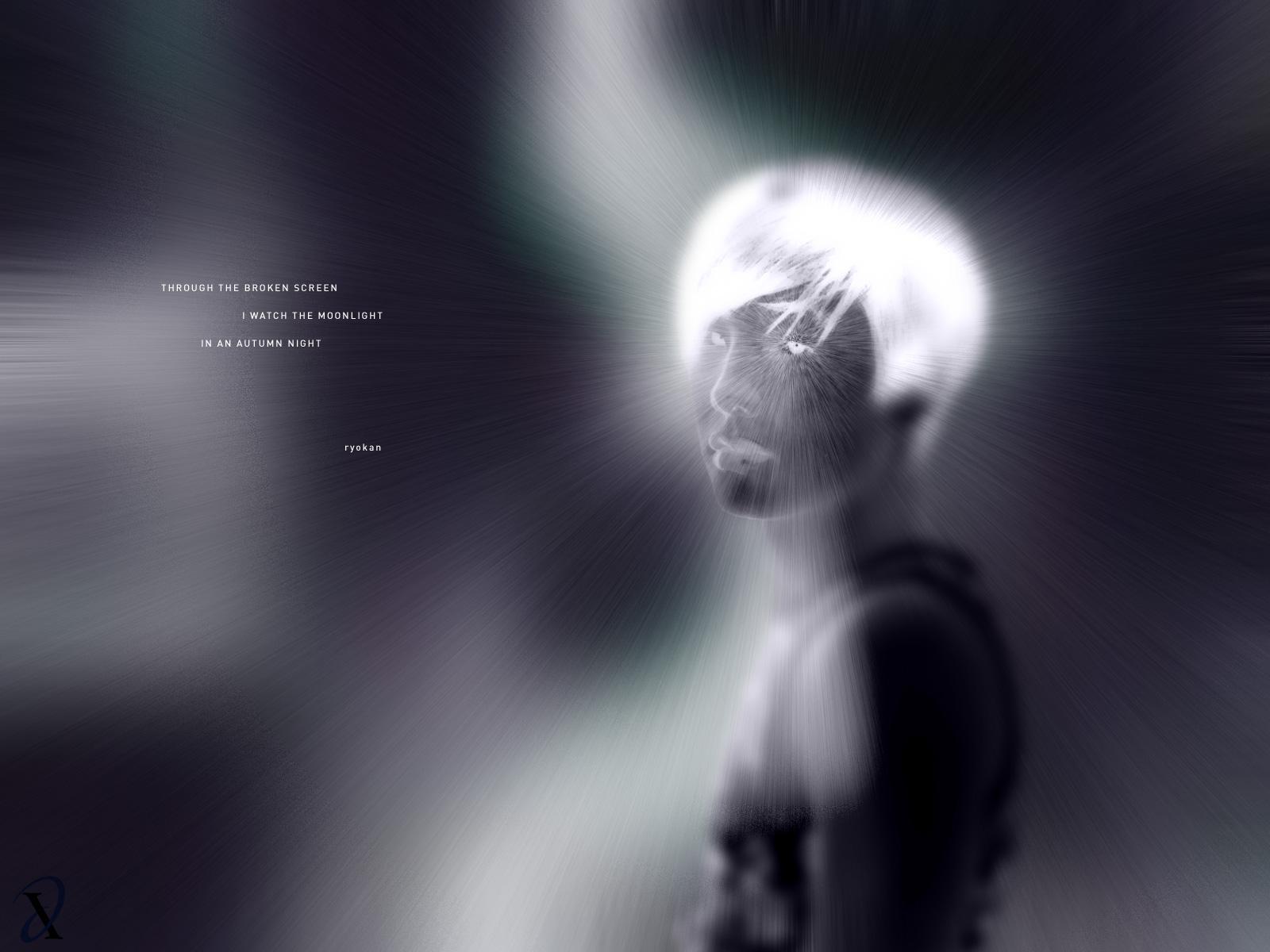 Ikebana - Broken Screen by xeophin-net