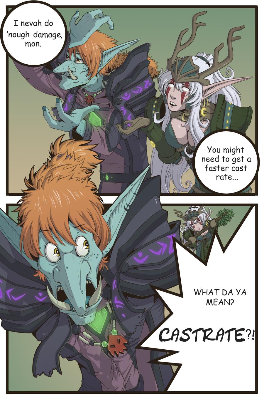 Wow Comic 1 by CrewOfTheBloodyDawn