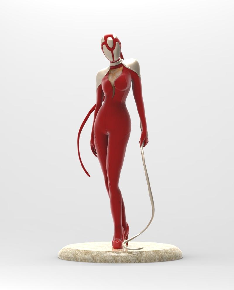 ninja statue by paramveersingh1