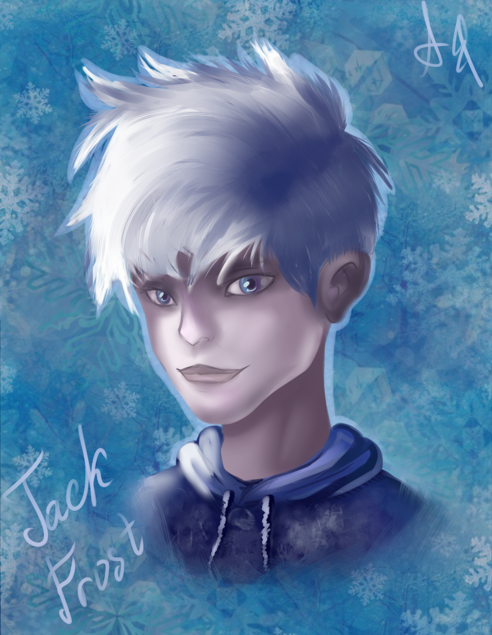 ~Jack Frost~ by AnnKoz