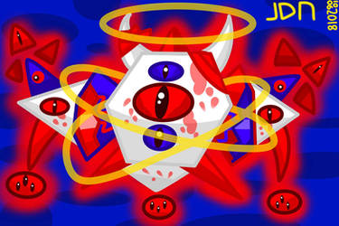 Kirby Final Boss Concept - Zero Three
