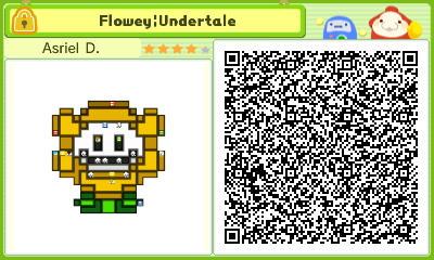 [Stretchmo] Flowey (Undertale) (Custom Sprite)