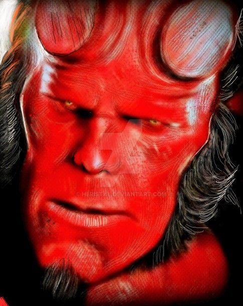 Hellboy 2  by heristal