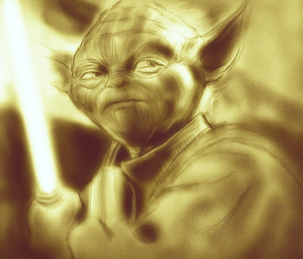Yoda Wip 2 by heristal