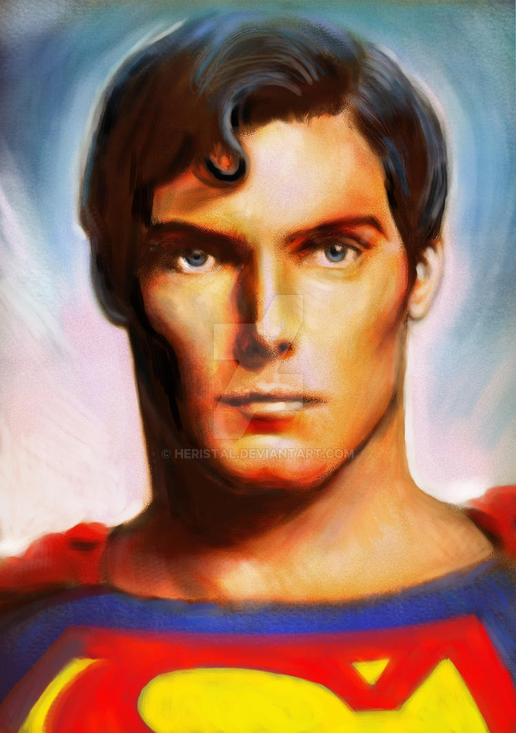 SUPERMAN by heristal