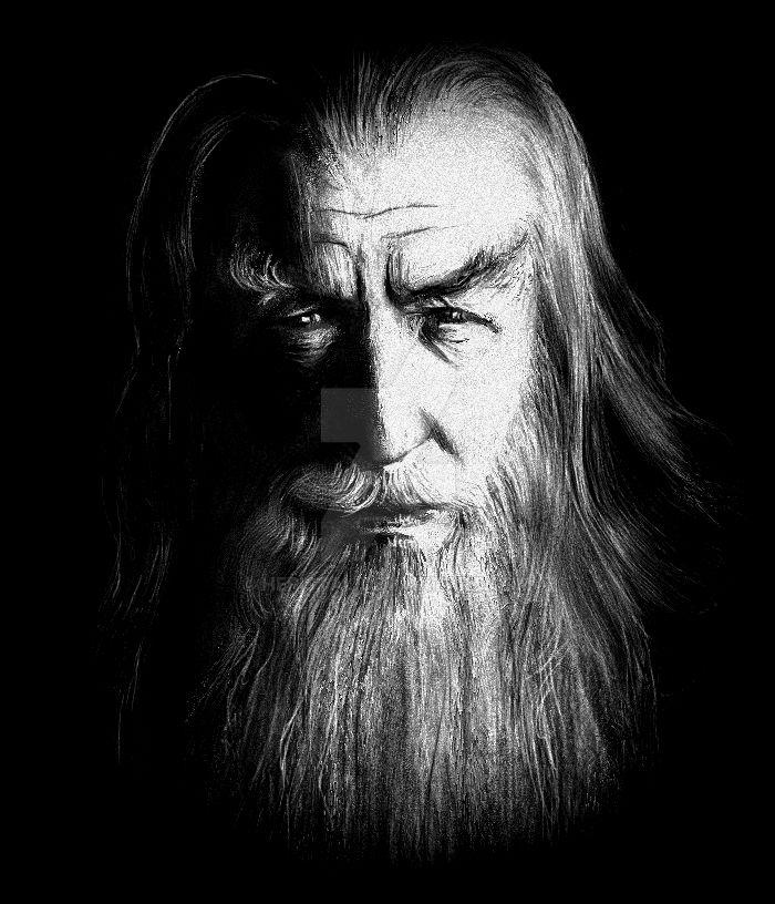 Gandalf by heristal