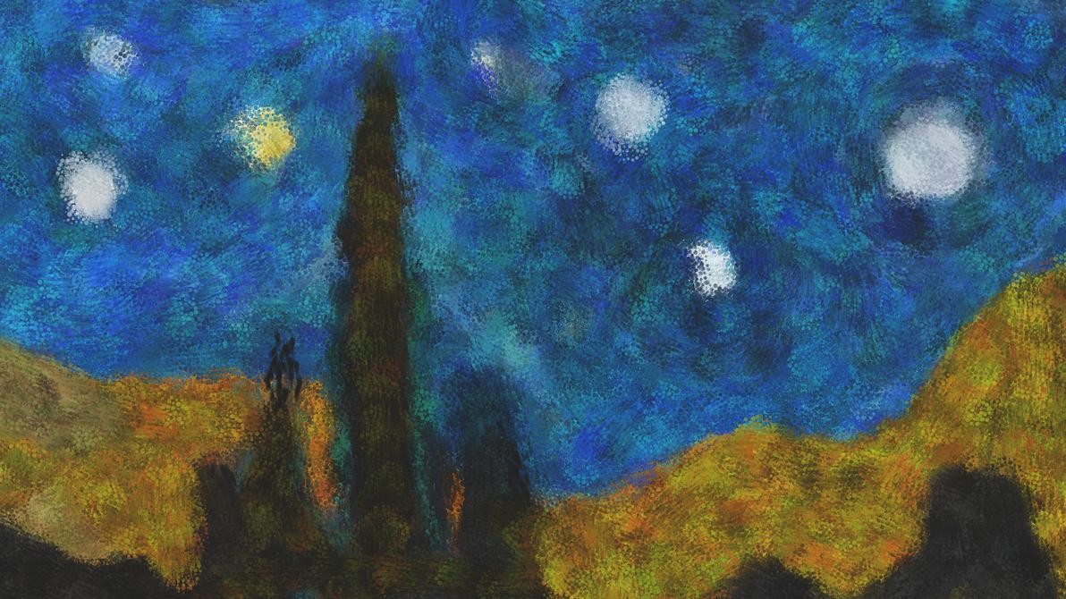 Van Gogh by heristal