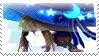 WATGBS: Blue Witch Wadanohara STAMP by Sayorii-chii
