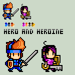 NES Submission 1 by Hero-in-Pixels
