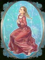 Red Dress by miyaro-m