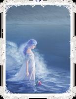 Empty Rose by miyaro-m