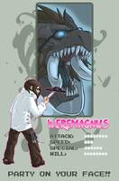 Sprite Fighter ID by weremagnus