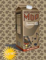Mix Master Moo Milk by weremagnus