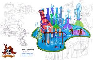 Queens Park: Koch's Chemistry by weremagnus