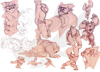 More Beasties