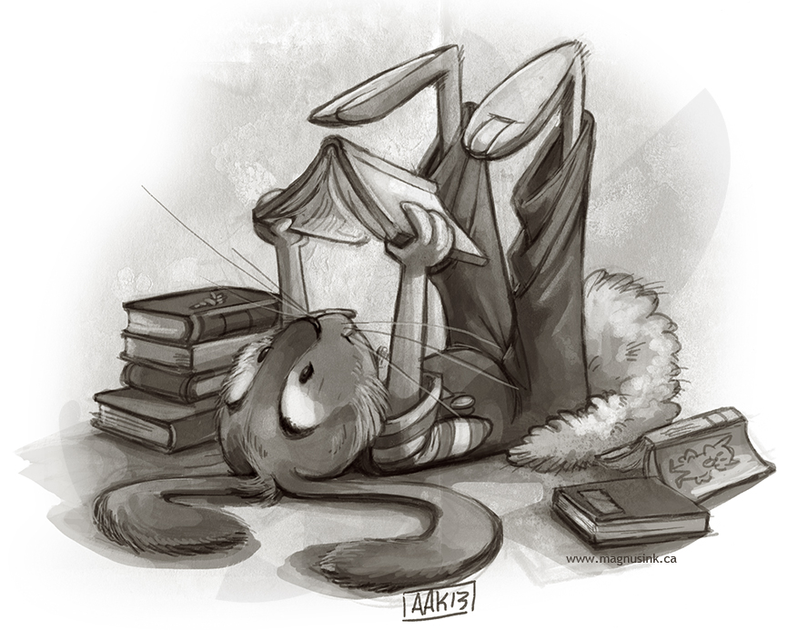 Bunny by weremagnus