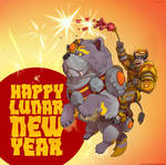 Warcraft Lunar New Year