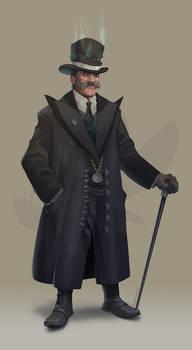 Sir Reginald P. Sonderville III