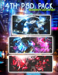 4th PSD Pack