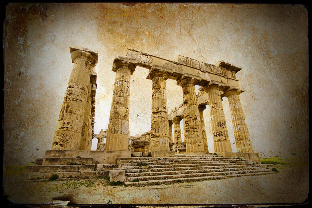 Temple IV by rhipster