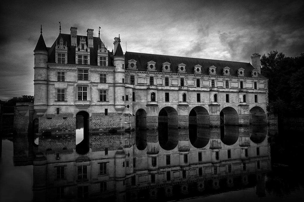 Chenonceau III by rhipster