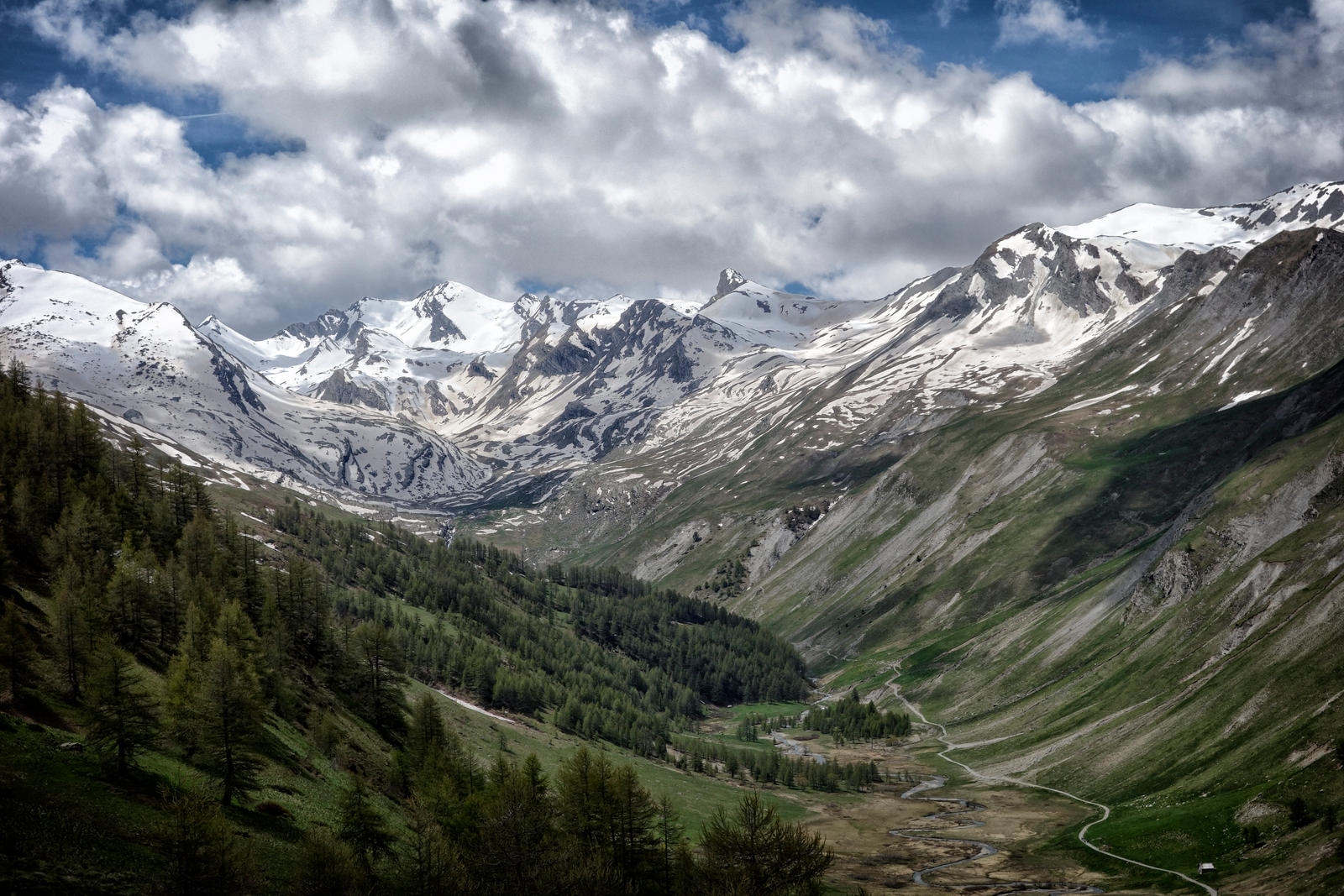 Col de Larche by rhipster