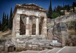 Treasury of the Athenians