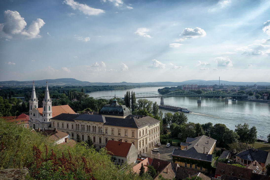 The Donau... by rhipster