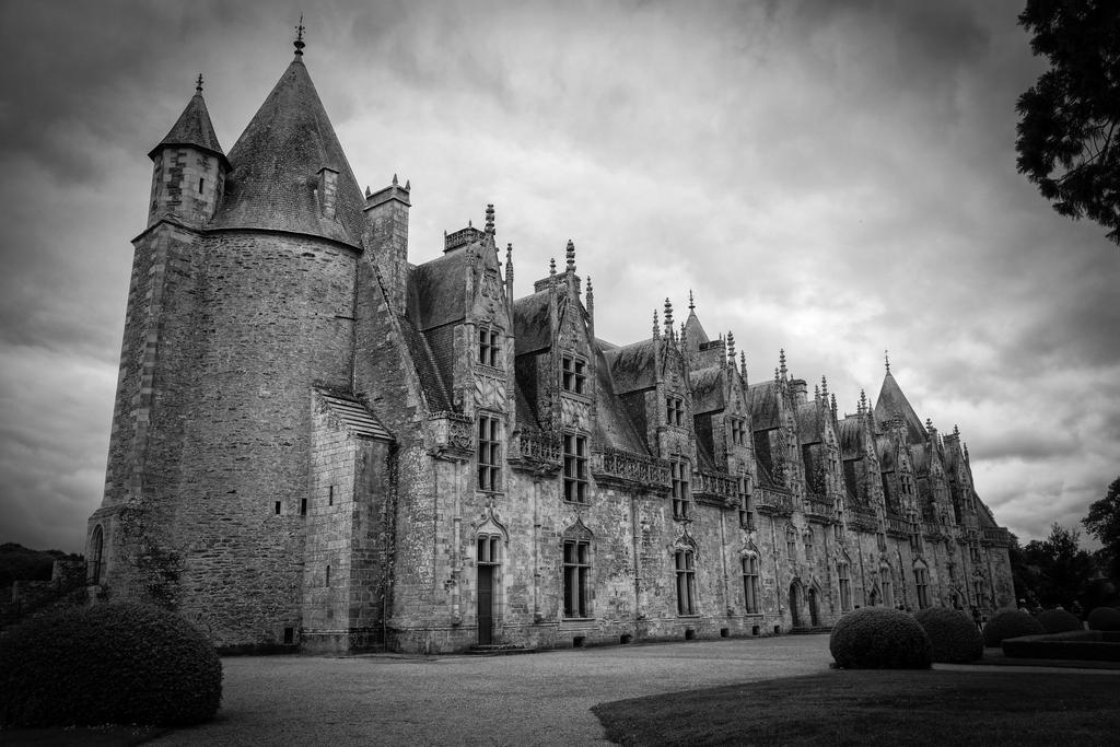 Josselin Castle by rhipster
