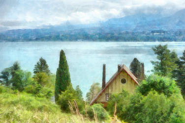Lac du Bourget by rhipster