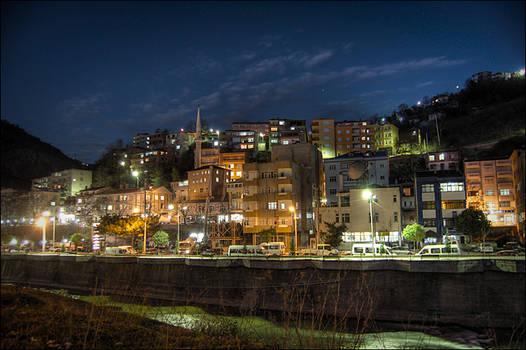 Night in Trabzon