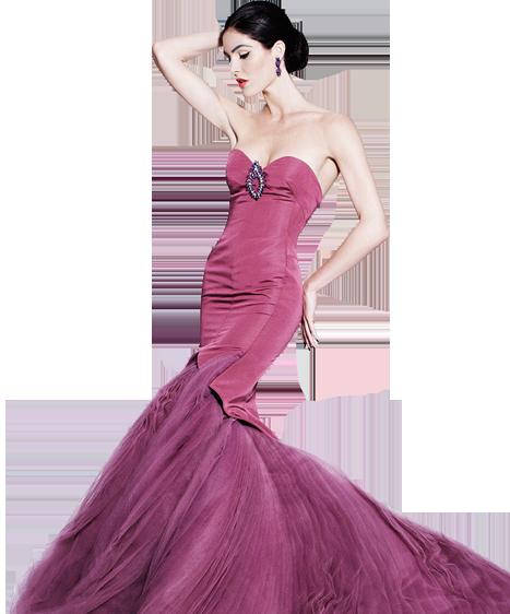 hilary rhoda magenta formal dress png by dontregretathing