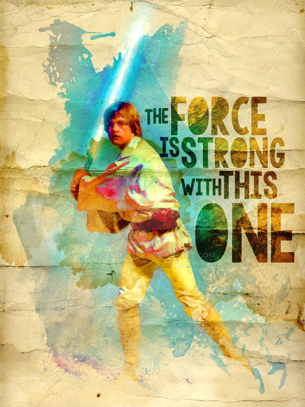 Luke by masterizer