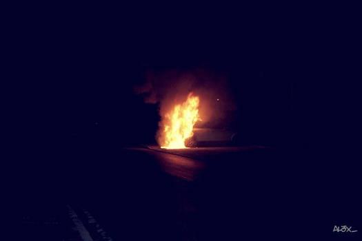 Burn Car