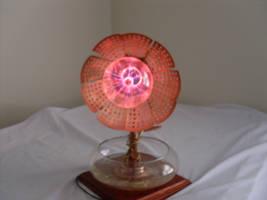 The Plasma Flower by Rubaiyat-of-Steam