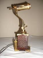 Steampunk web camera model 1 by Rubaiyat-of-Steam
