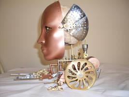 Steampunk servant by Rubaiyat-of-Steam
