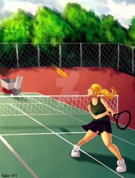 -Commission- TennisHero