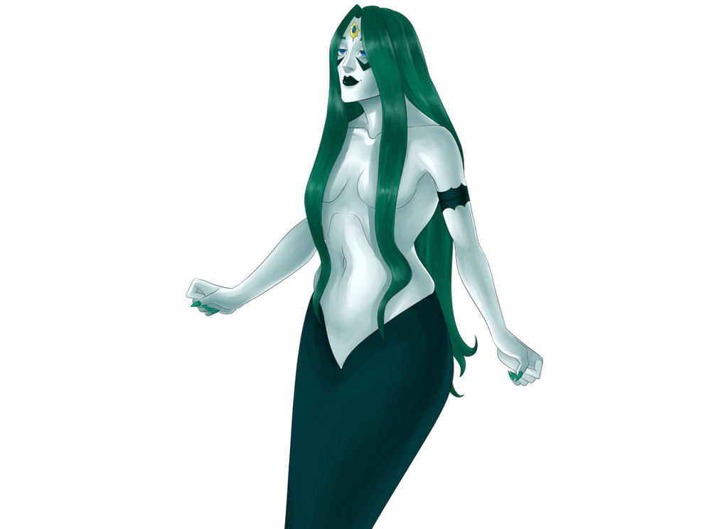 Queen Tempest Sprite by Viridea